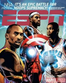Basketball Marvels