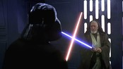 Obi-Wan and Darth